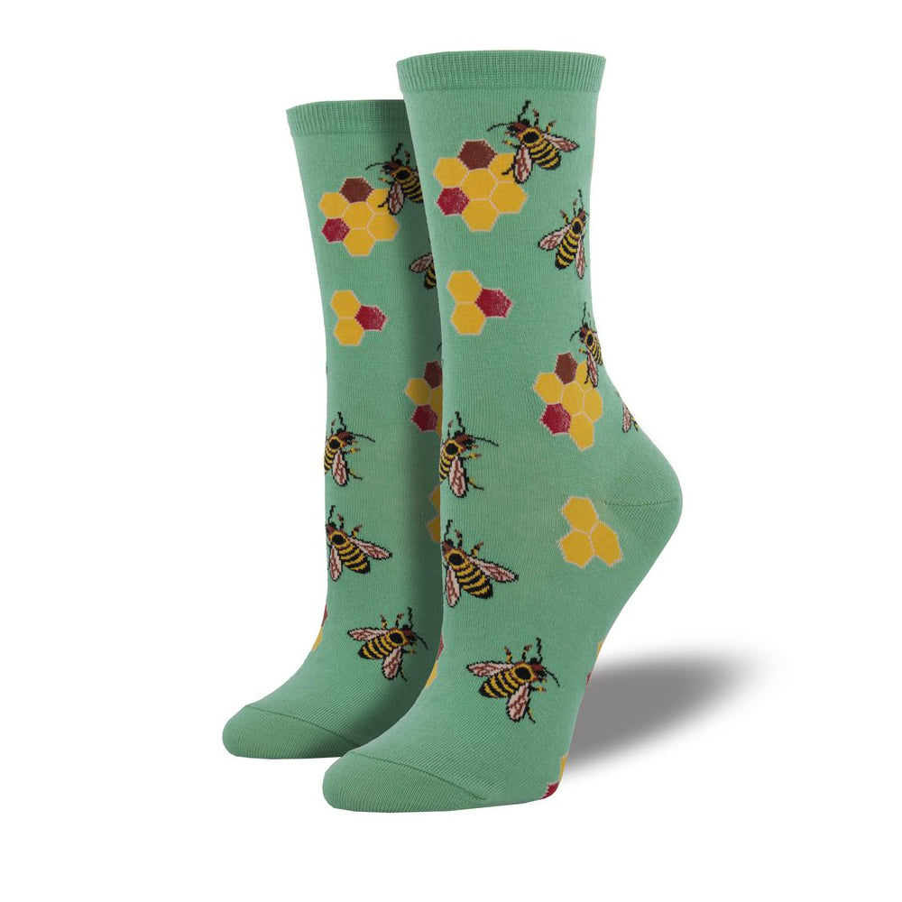 Socksmith Socks Womens Busy Bees