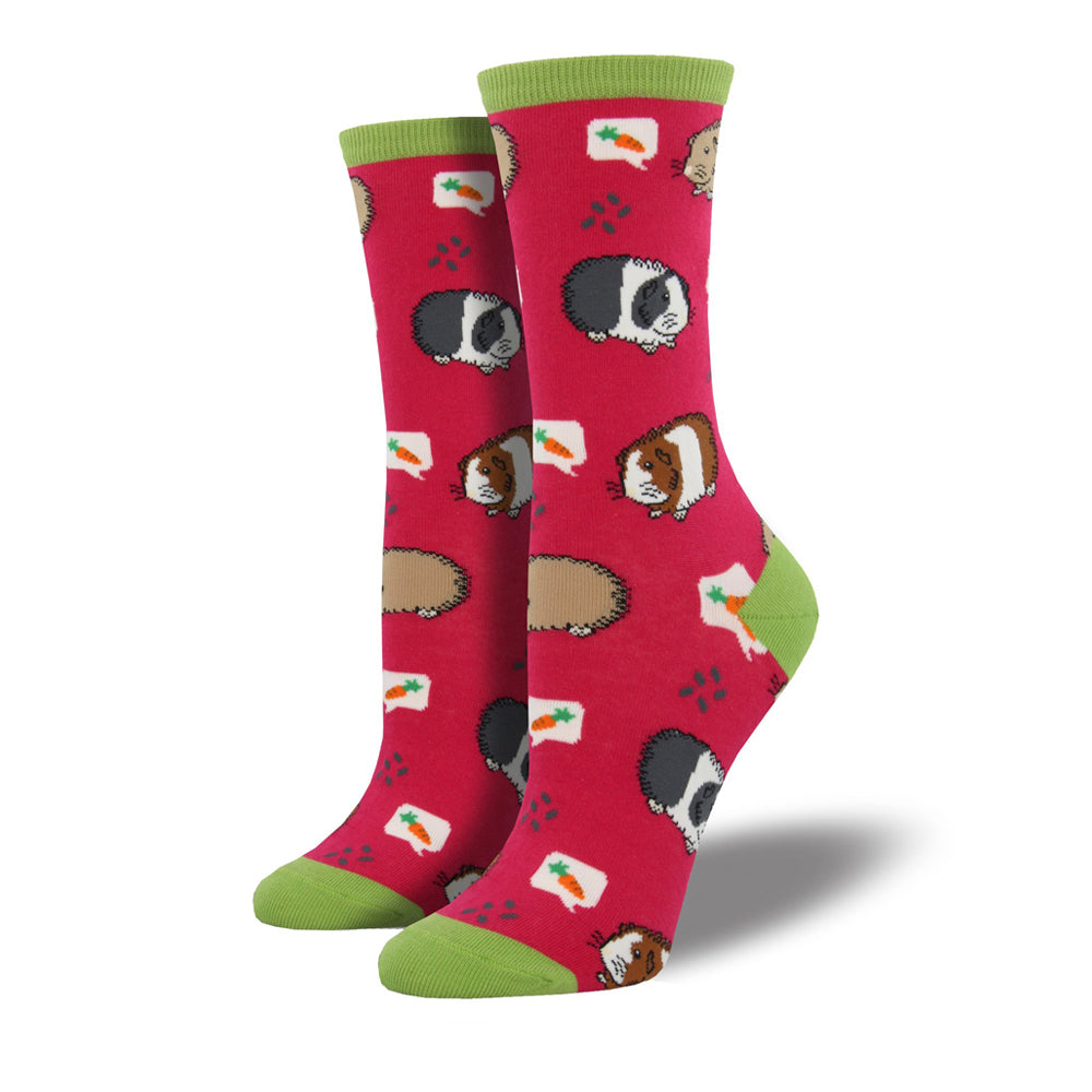 Socksmith Socks Womens Guinea Pigs