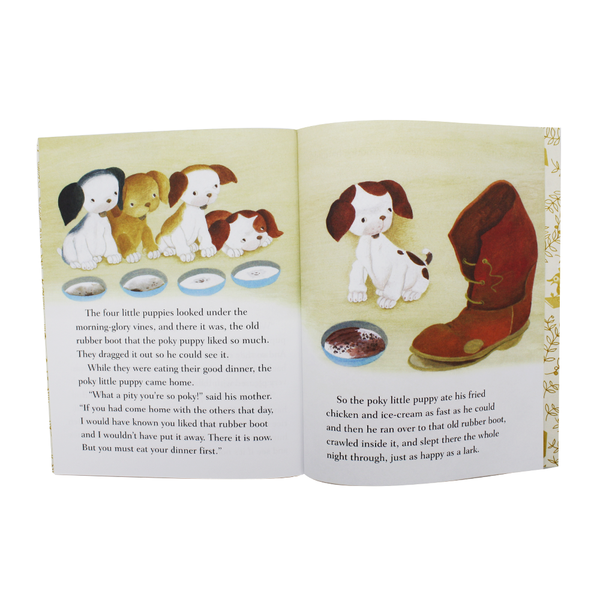 Little Golden Book Where is Pokey Little Puppy