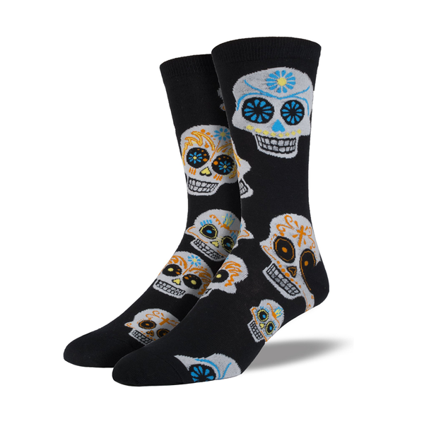 Socksmith Socks Mens Big Muertos