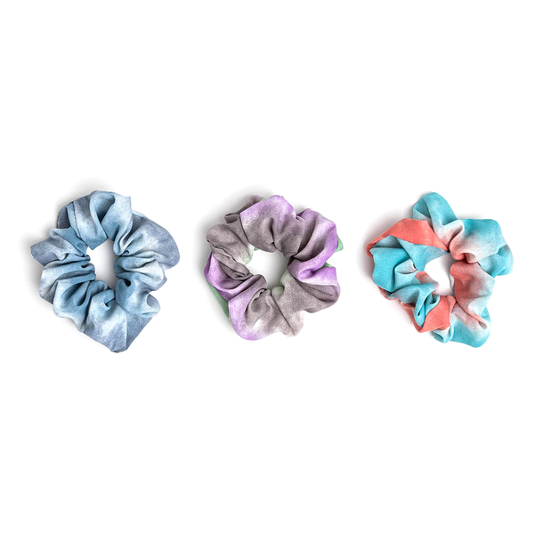 Stella + Gemma Scrunchie Dip Dye Assorted