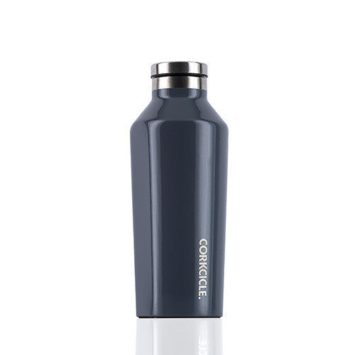 Corkcicle Canteen Drink Bottle 9oz Graphite
