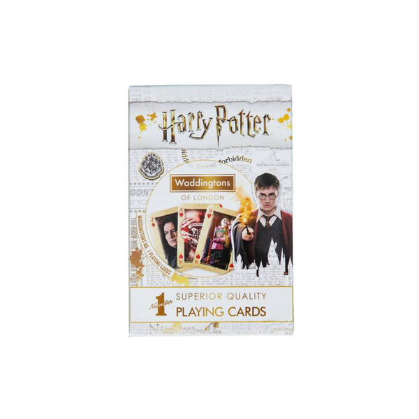 Waddingtons Harry Potter Playing Cards