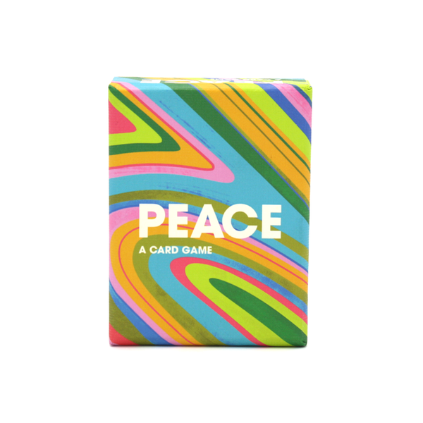 Peace A Card Game