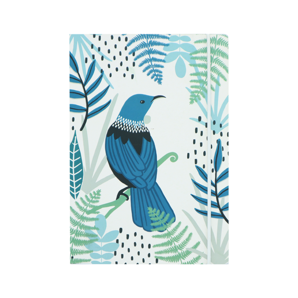 New Zealand Soft Cover Notebook Tui