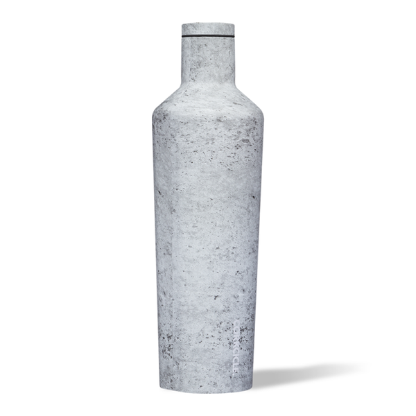 Corkcicle Canteen Drink Bottle 25oz Concrete