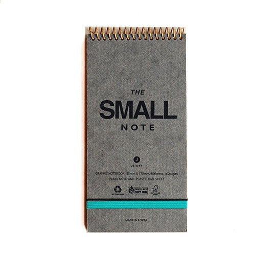 J Story Spiral Note Notepad Small