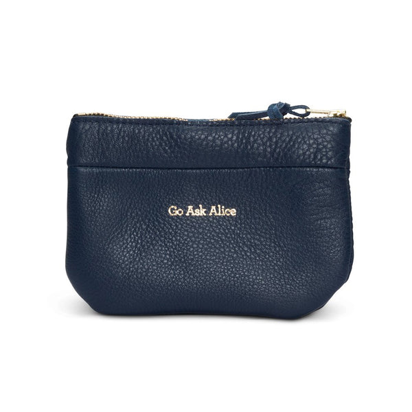 Go Ask Alice Polly Purse Navy