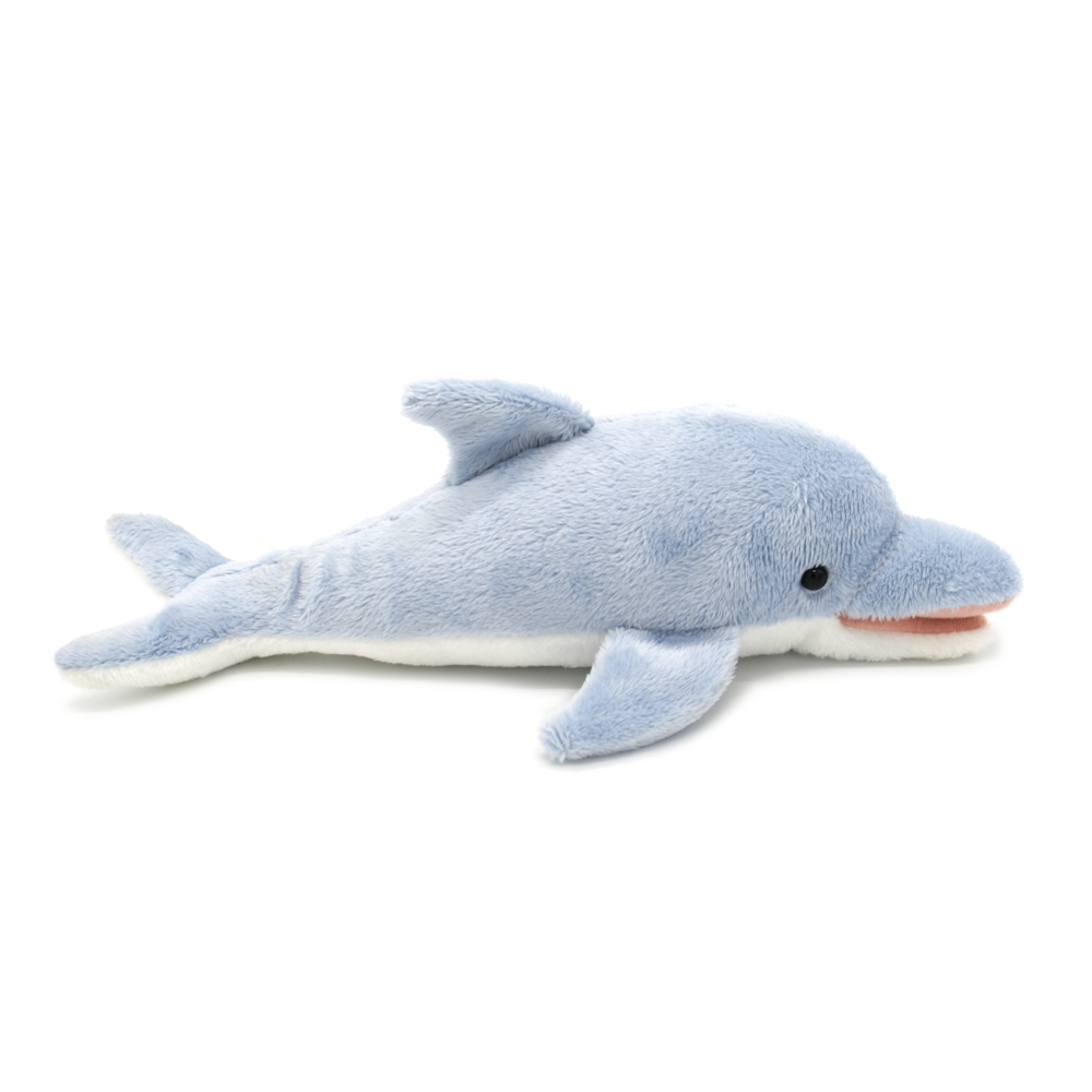 Cuddle Pals Dolphin Blue