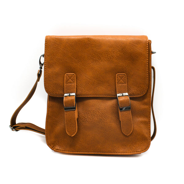 Moana Road Uni Satchel Leather Look
