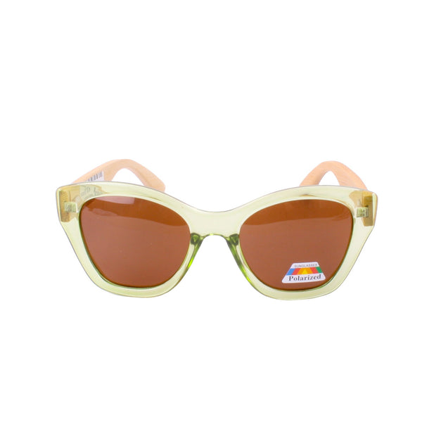 Moana Road Sunnies Hepburn Green