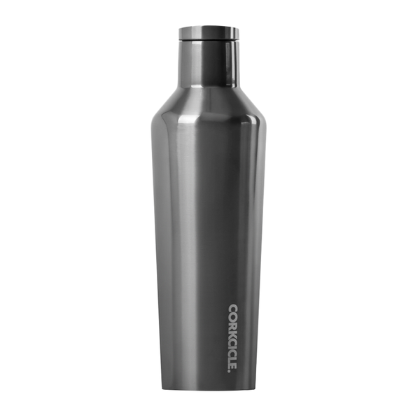 Corkcicle Canteen Drink Bottle 16oz Gunmetal