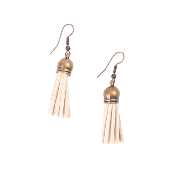 Iko Iko Tassel Earrings