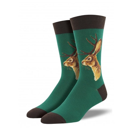 Socksmith Socks Mens Jackalope