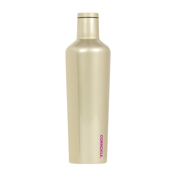 Corkcicle Canteen Drink Bottle 25oz Glampagne