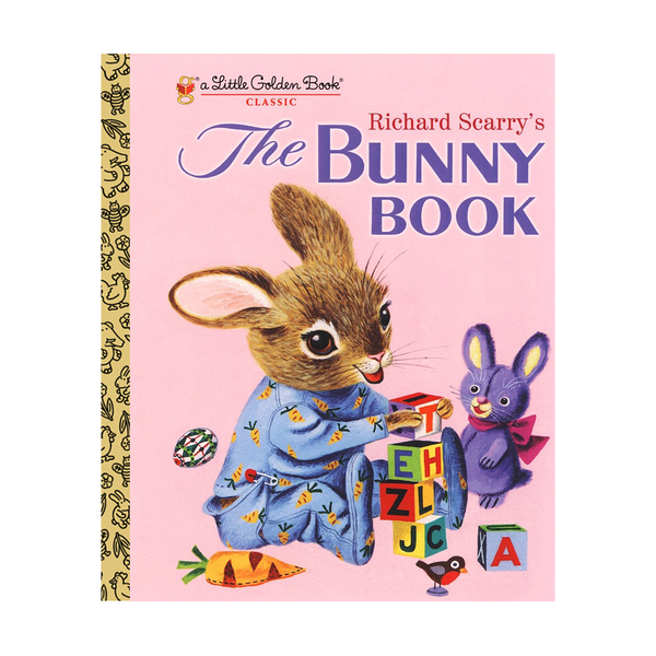 Little Golden Book The Bunny Book