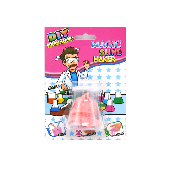 DIY Make Your Own Slime
