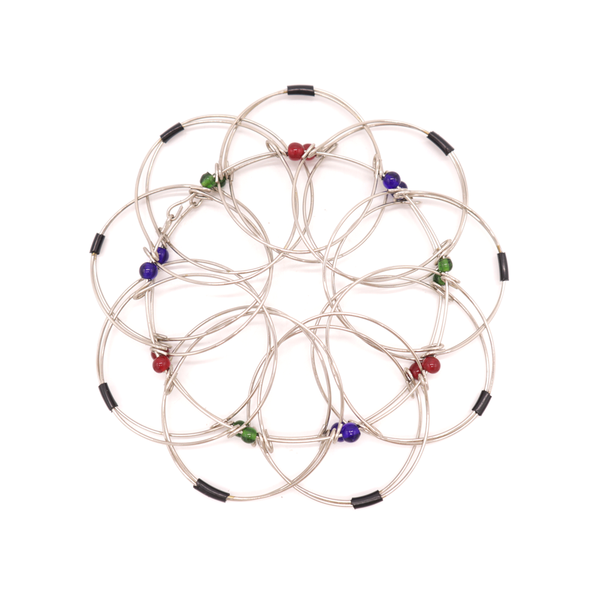 Wire Mandala Game