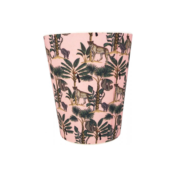 Bamboo Cup Wild Jungle