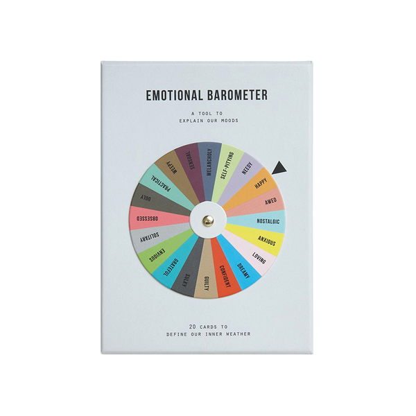 The School Of Life Emotional Barometer