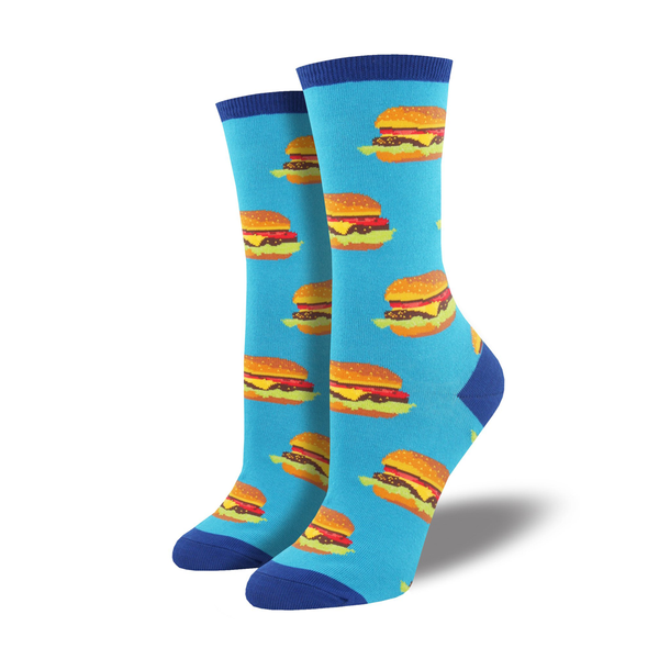 Socksmith Socks Good Burger Womens
