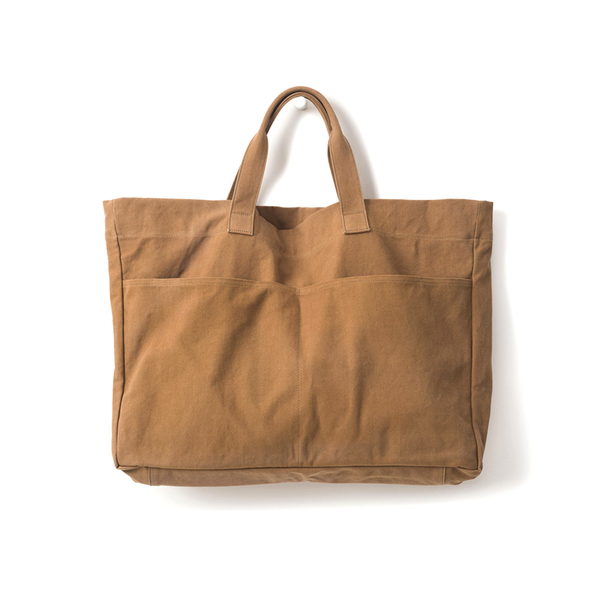 Citta Oversized Carryall Bag Cinnamon