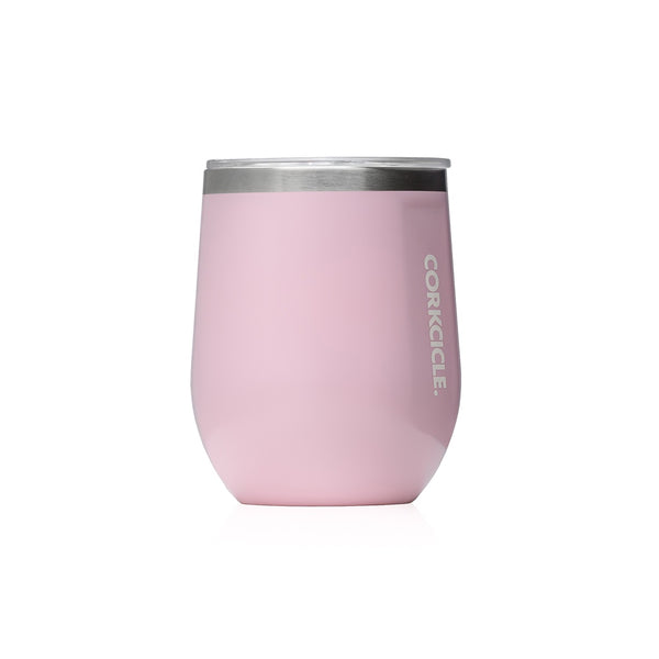 Corkcicle Stemless 12oz 355ml Rose Quartz