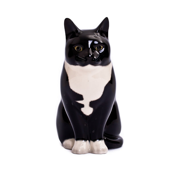 Quail Julius Cat Money Box