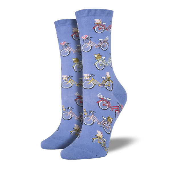 Socksmith Socks Womens Vintage Bikes