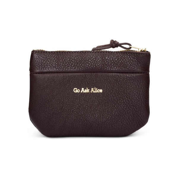 Go Ask Alice Polly Purse Plum