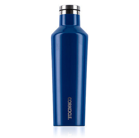 Corkcicle Canteen Drink Bottle 16oz Riviera Blue