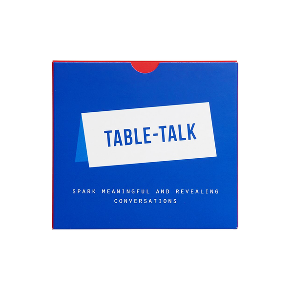 The School Of Life Table Talk Placecards
