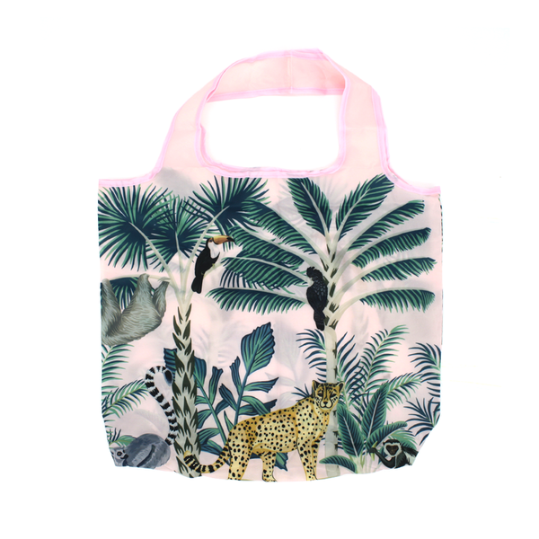 Foldable Shopping Bag Wild Jungle