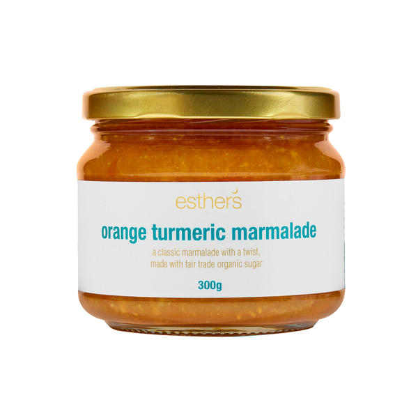 Esther's Orange Marmalade
