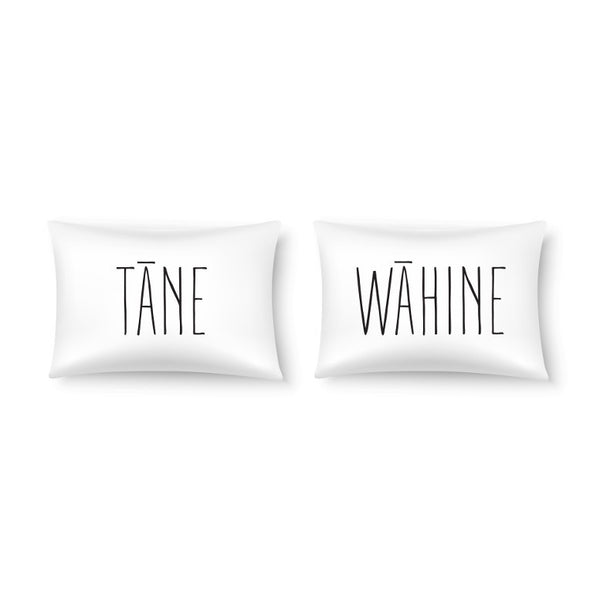 Moana Road Pillowcase Set of Two Tane Wahine