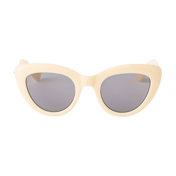 Stella + Gemma Sunglasses Gia Powder Ivory