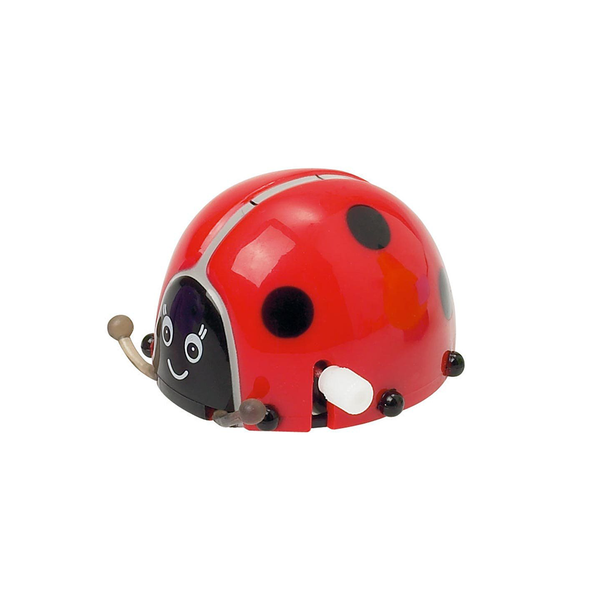 Wind Up Flipping Ladybug