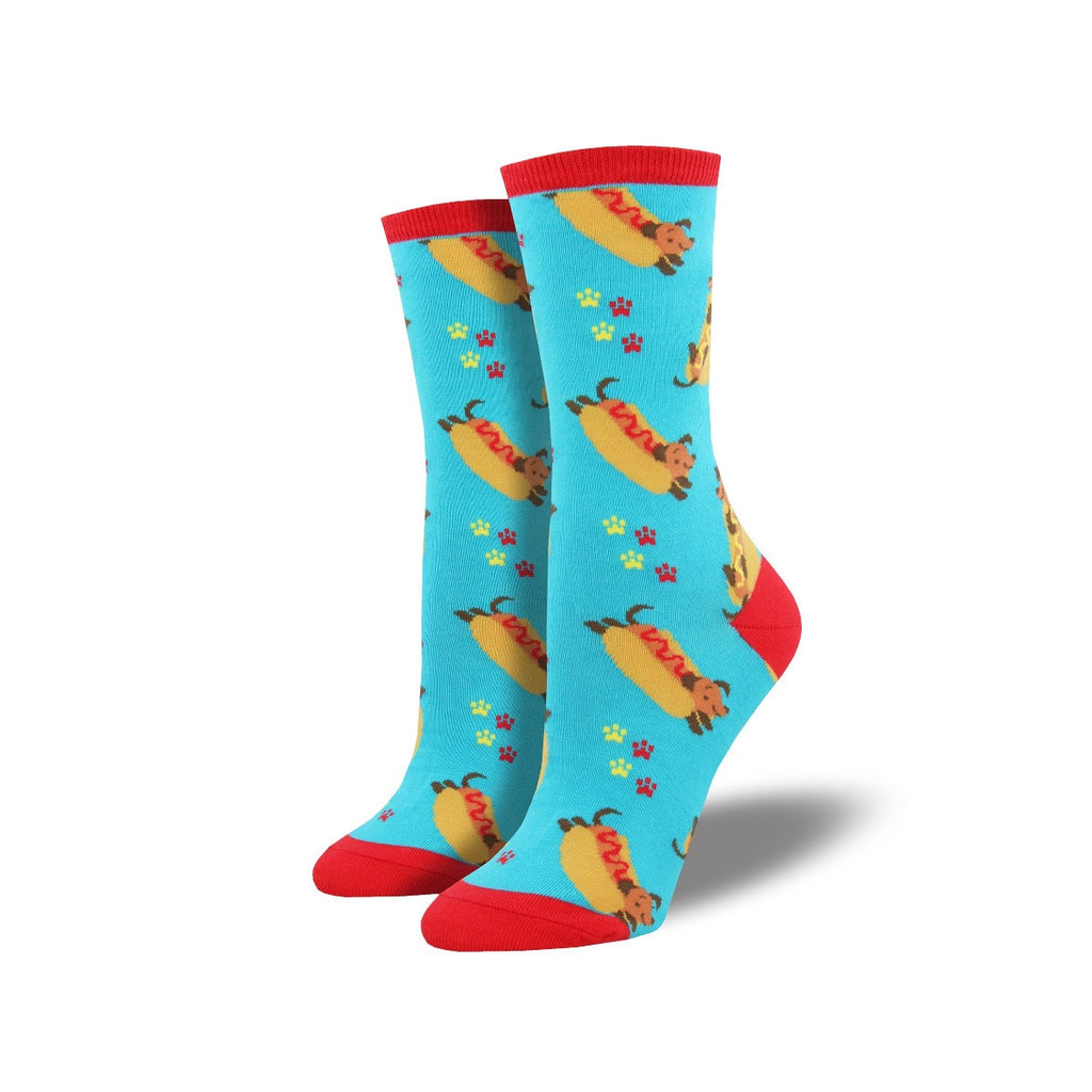Socksmith Socks Womens Wiener Dog