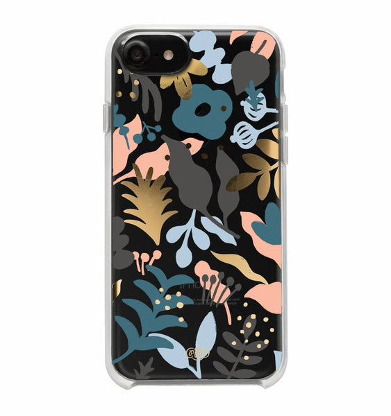 Rifle Paper Co iPhone 6/7/8 Hard Case Clear Sun Print