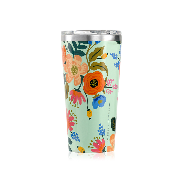 Corkcicle x Rifle Paper Co. Tumbler 16oz Lively Floral