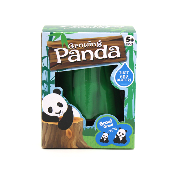 Hatch Your Own Growing Panda