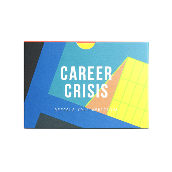 The School Of Life Career Crisis Prompt Cards