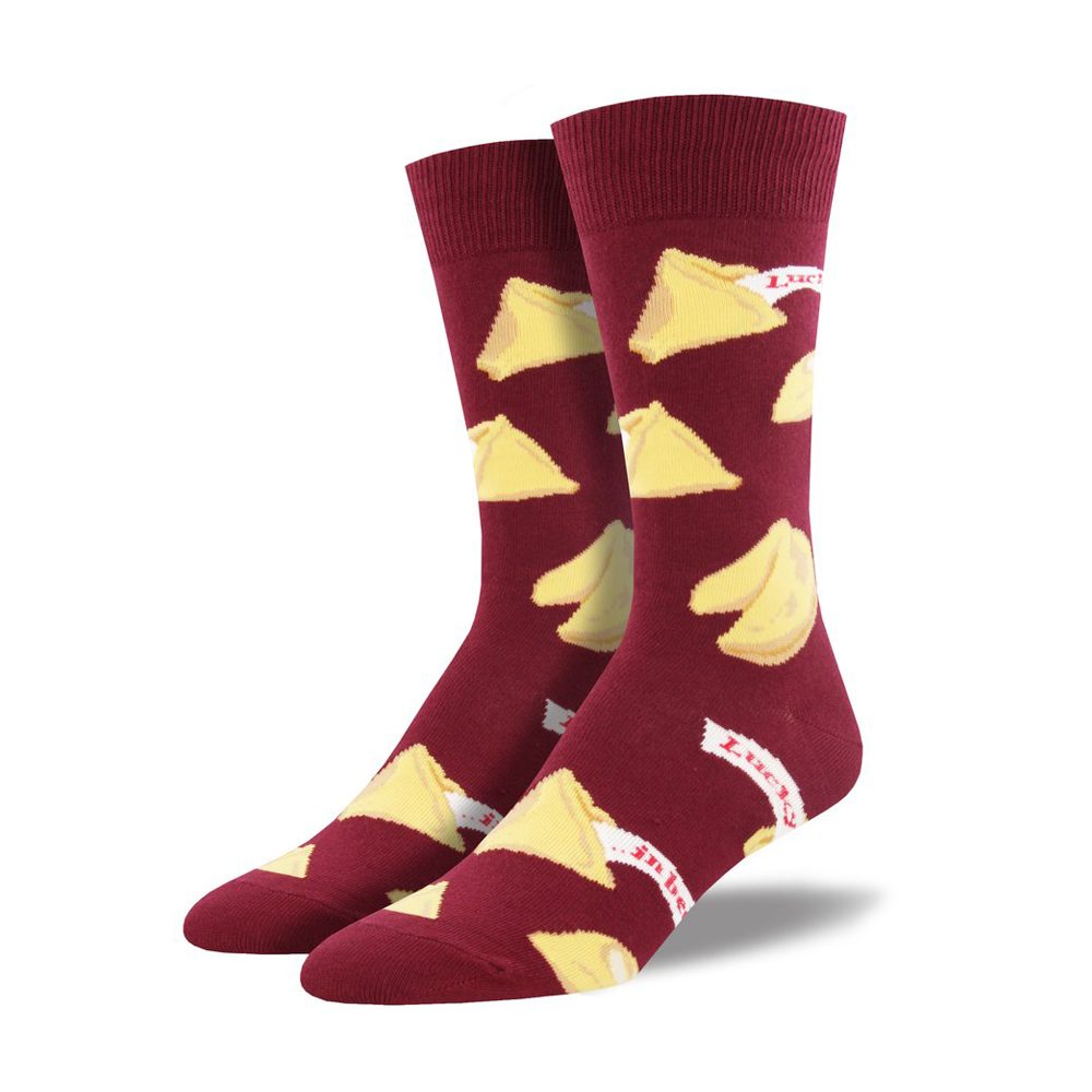 Socksmith Socks Getting Lucky Mens