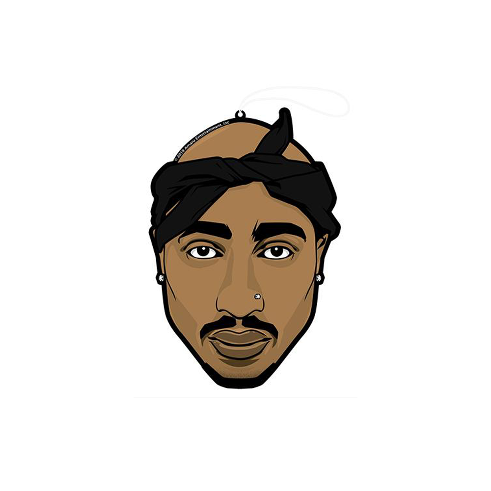Pro and Hop Air Freshener Tupac Shakur