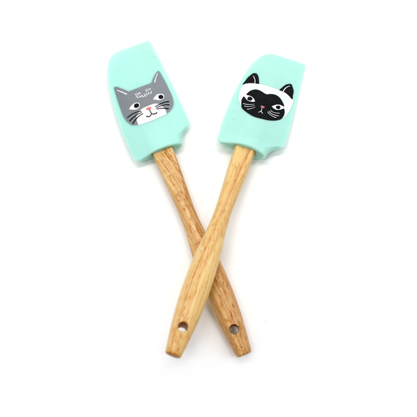 Now Design Cats Meow Mini Spatula