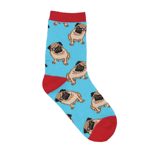 Socksmith Socks Toddler Pug