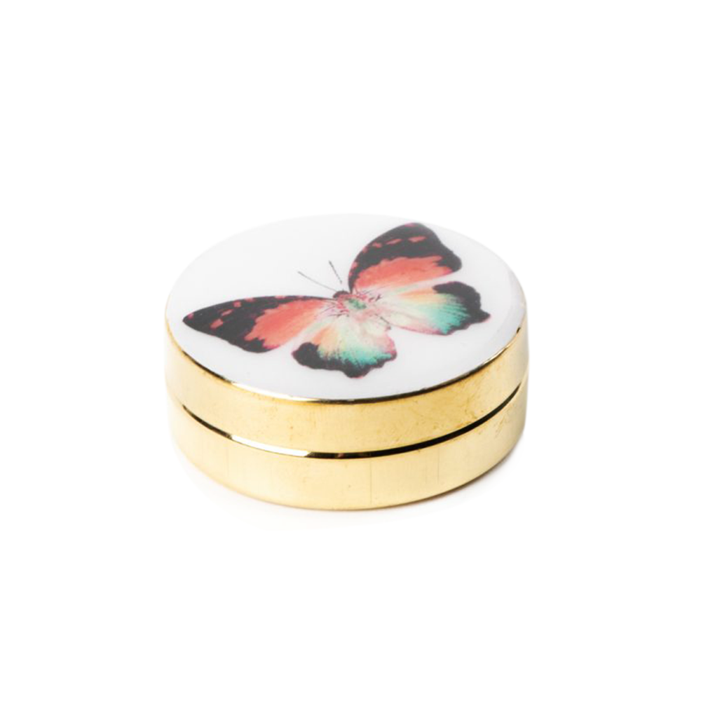 Butterfly Pill Tin