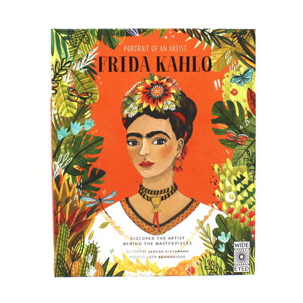 Frida Kahlo Portrait of an Artist