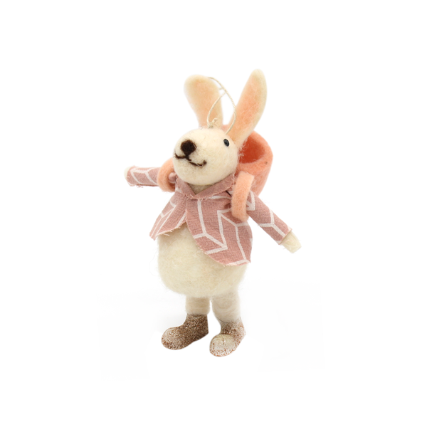 MillyMac Mini Friend Sparkles Rabbit