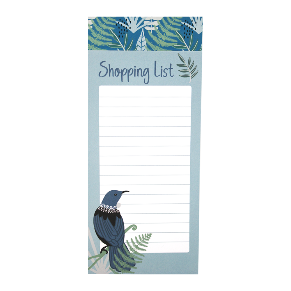 Magnetic Shopping List Tui